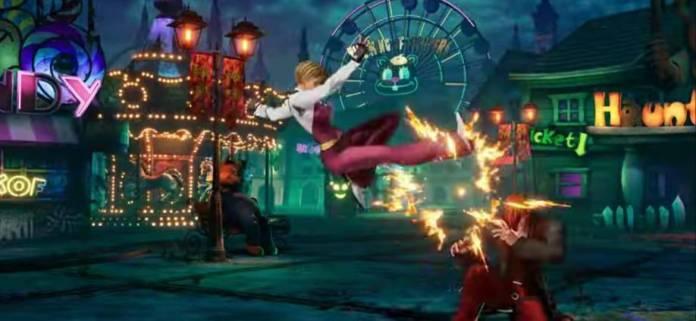 King también estará en The King of Fighters XV 4