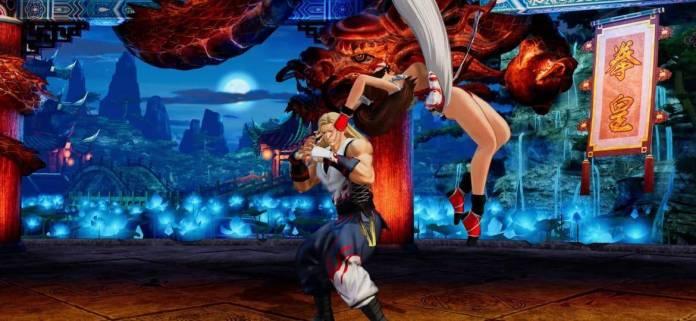 Se confirma la presencia de Mai Shiranui en The King of Fighters XV 9