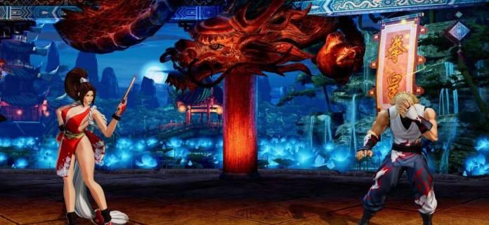 Se confirma la presencia de Mai Shiranui en The King of Fighters XV 7