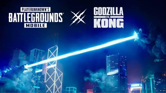 PUBG Mobile: El Battle Royale que unirá a Godzilla y Kong este 2021 1