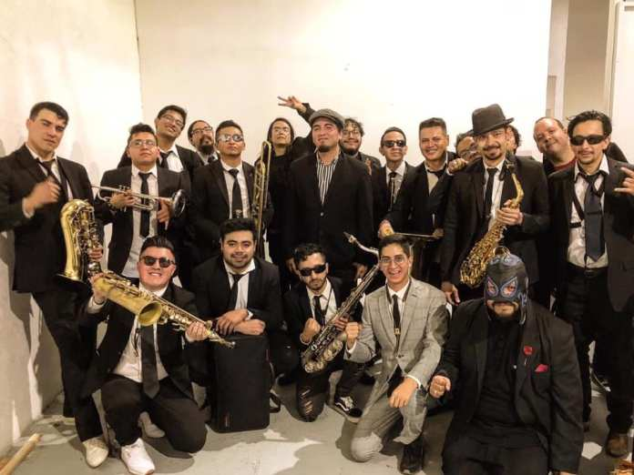 Out of Control Army & The Spooky Ska Orchestra presentan We Do The Ska 1