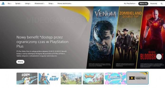 SONY: Filtran por error el servicio PlayStation Plus Video Pass 1