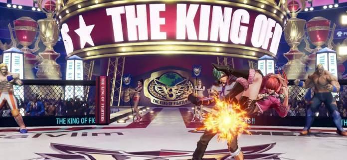 Shermie estará en The King of Fighters XV 7