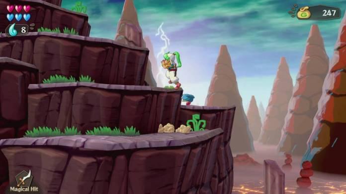 Review: Wonder Boy: Asha in Monster World (PlayStation 4) 13