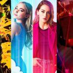The CW, Painkiller, Powerpuff, Naomi