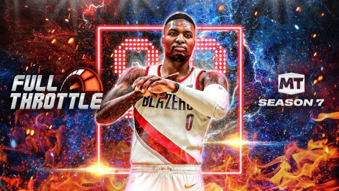 """NBA 2K21 presenta """"Full Throttle"""" la 7ma temporada de MyTeam, estas son todas sus novedades."""