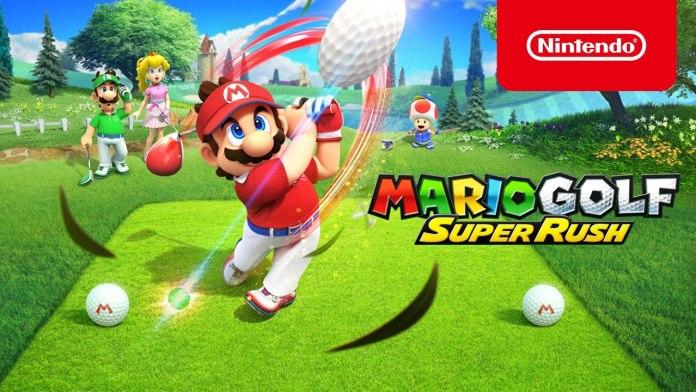 Mario Golf: Super Rush nos presenta a sus 16 protagonistas en este nuevo trailer.