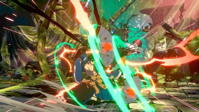 Guilty Gear -Strive- transmite video introductorio del personaje Anji Mito 2