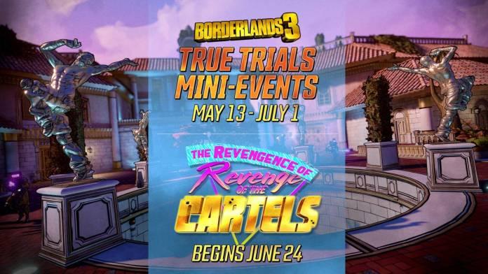 El siempre querido Borderlands 3 está de regreso con una serie de eventos que durante 6 semanas estará poniéndonos a prueba con jefes cada vez más mejorados, pero con recompensas cada vez más legendarias. Aprovecha el fin de semana y conoce más de lo que te espera esta ocasión.