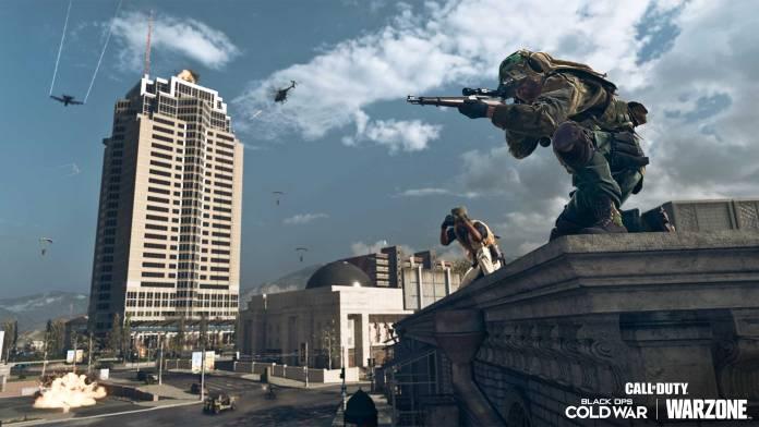 Call Of Duty: Plaza Nakatomi