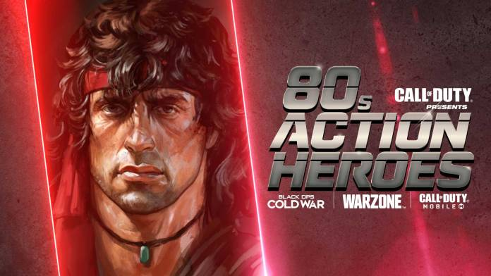 Call Of Duty: 80's Action Heroes
