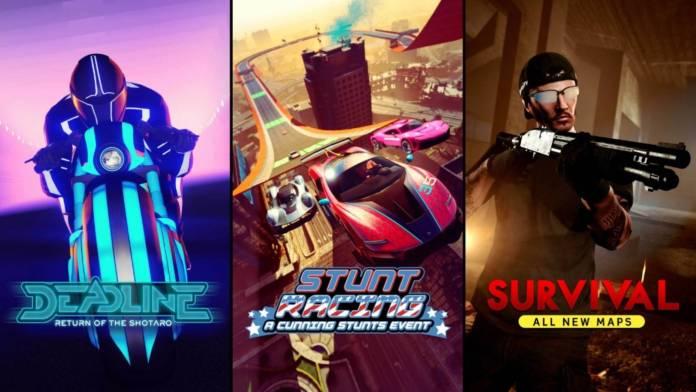 GTA V llega a la PlayStation 5 y Xbox Series 1