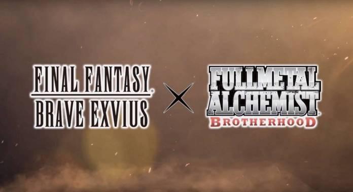 Final Fantasy tendrá colaboración con Full Metal Alchemist 2
