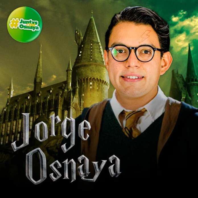 Candidato, Jorge Osnaya, Harry Potter 2
