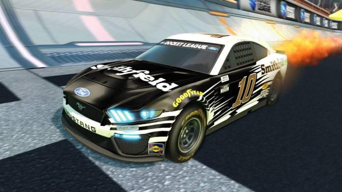 Rocket League: Psyonix y NASCAR anuncian el 2021 Fan Pack 12