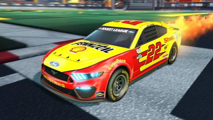 Rocket League: Psyonix y NASCAR anuncian el 2021 Fan Pack 11