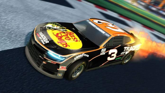 Rocket League: Psyonix y NASCAR anuncian el 2021 Fan Pack 3