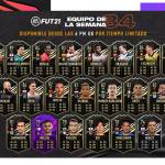 FIFA 21 Ultimate Team Semana 34