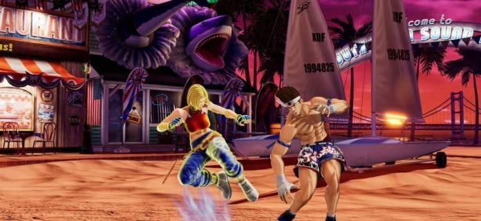 Blue Mary estará en The King of Fighters XV 5