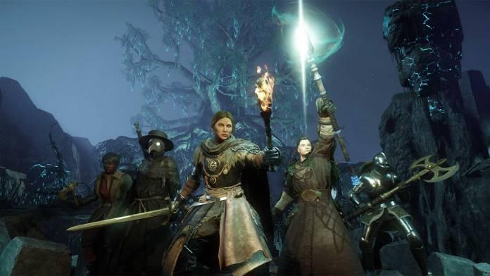 New World: El nuevo MMORPG de Amazon Games 1