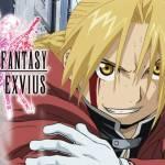 Full Metal Alchemist Final Fantasy