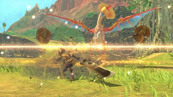 Monster Hunter Stories 2: Wing of Ruin devela trailer y anuncian actualización para Monster Hunter Rise 1