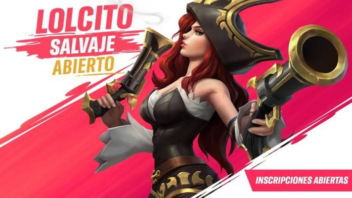 Nuestros amigos de Riot Games y los chicos de GGTech Entertainment nos han confirmado la creación del evento Lolcito Salvaje para la zona latinoamericana, el cual está preparándose para invadir el mundo de los Esports desde México hasta la Argentina.