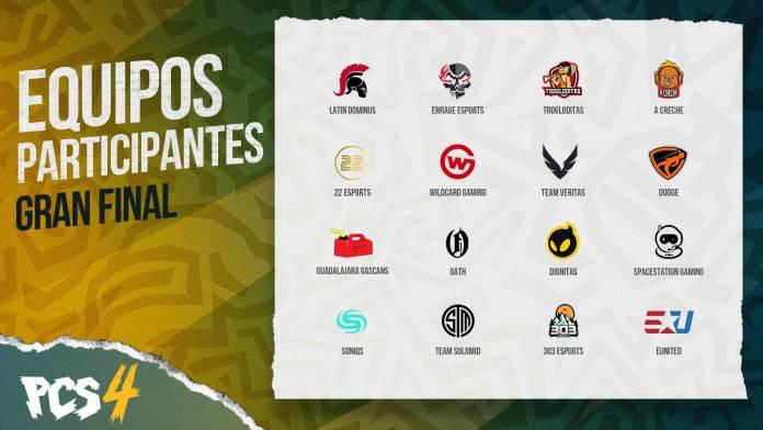 La PUBG Continental Series 4 (PCS4)  se encuentra en sus últimas semanas, las cuales nos brindarán la oportunidad de disfrutar de los 16 mejores equipos del continente y mucha diversión que vendrá acompañada de intentas partidas. Te compartimos más detalles.