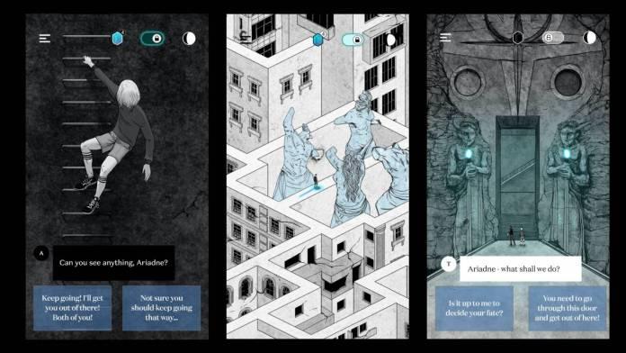 Unmaze: Reinventa el mito del Minotauro en tu celular 2