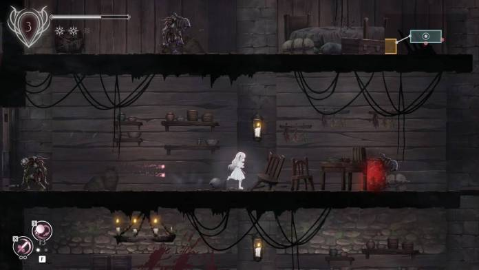 Reseña - ENDER LILIES: Quietus of the Knights (Steam) 5