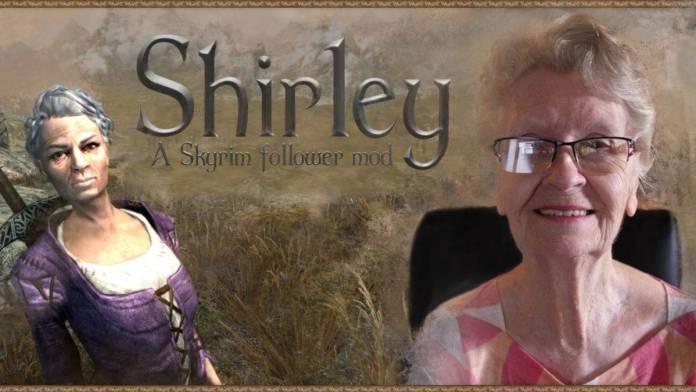 Abuelita Gamer, Abuelita Skyrim, Shirley Curry, Skyrim