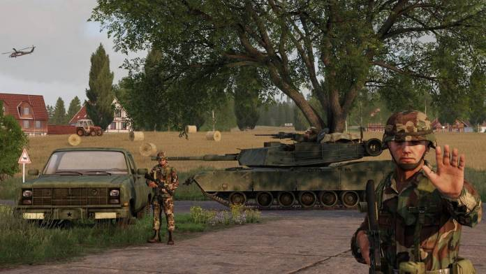Arma 3: Creator CSLA Iron Curtain