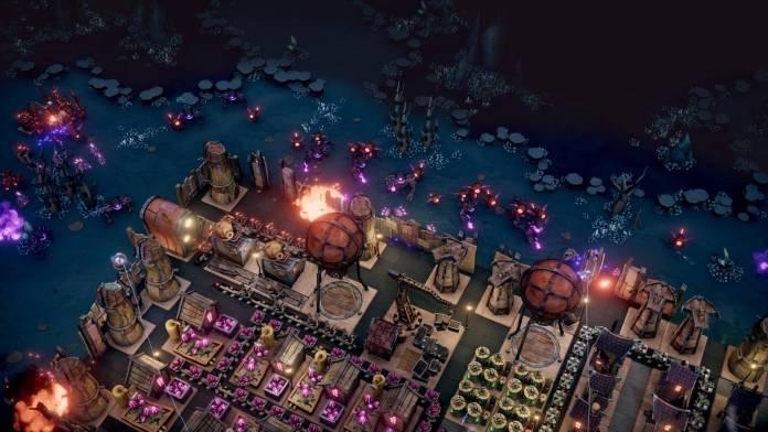 Dream Engine: Nomad Cities se estrenará como Acceso Anticipado 2
