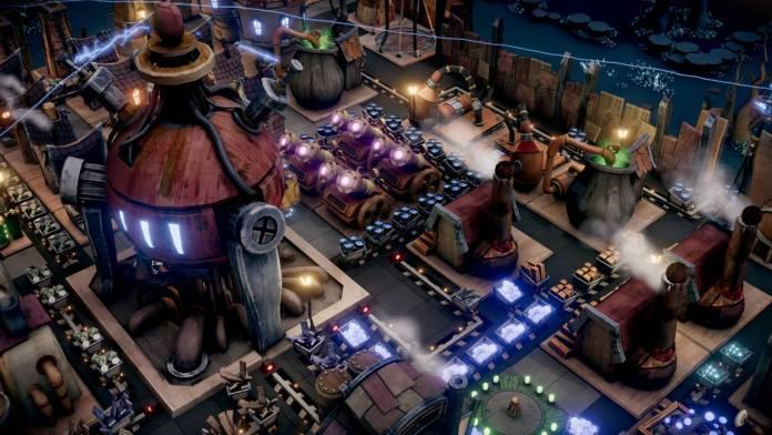 Dream Engine: Nomad Cities se estrenará como Acceso Anticipado 3