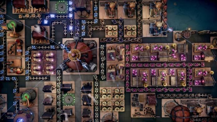 Dream Engine: Nomad Cities se estrenará como Acceso Anticipado 9