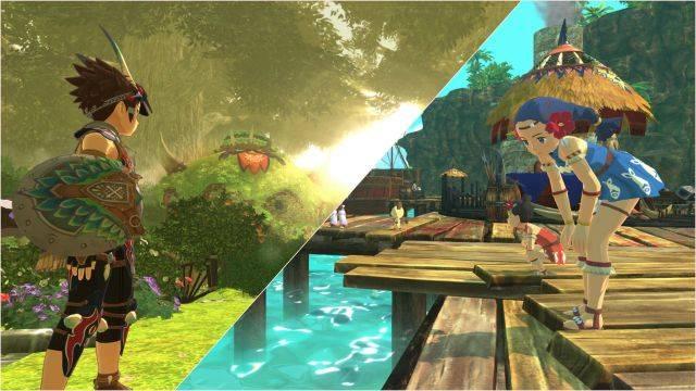Monster Hunter Stories 2: Wings of Ruin se prepara para su lanzamiento liberando la cinemática inicial 1