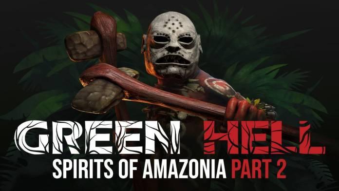 Green Hell´s Spirits of Amazonia Parte 2, el juego de simulación de supervivencia y acción se actualiza