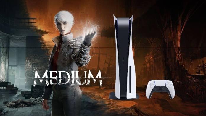 The Medium, una de las exclusivas de Xbox llegara a PlayStation5 en Septiembre.
