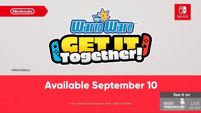 Nintendo E3: Nuevo Wario Ware Anunciado para Nintendo Switch 5