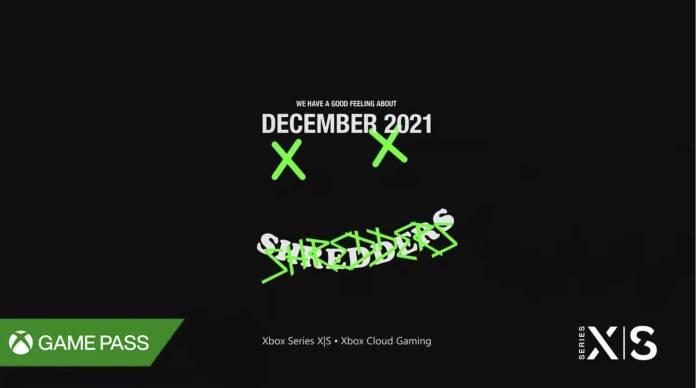 Shredders un nuevo juego de Snowboarding llegará en diciembre a Xbox game pass