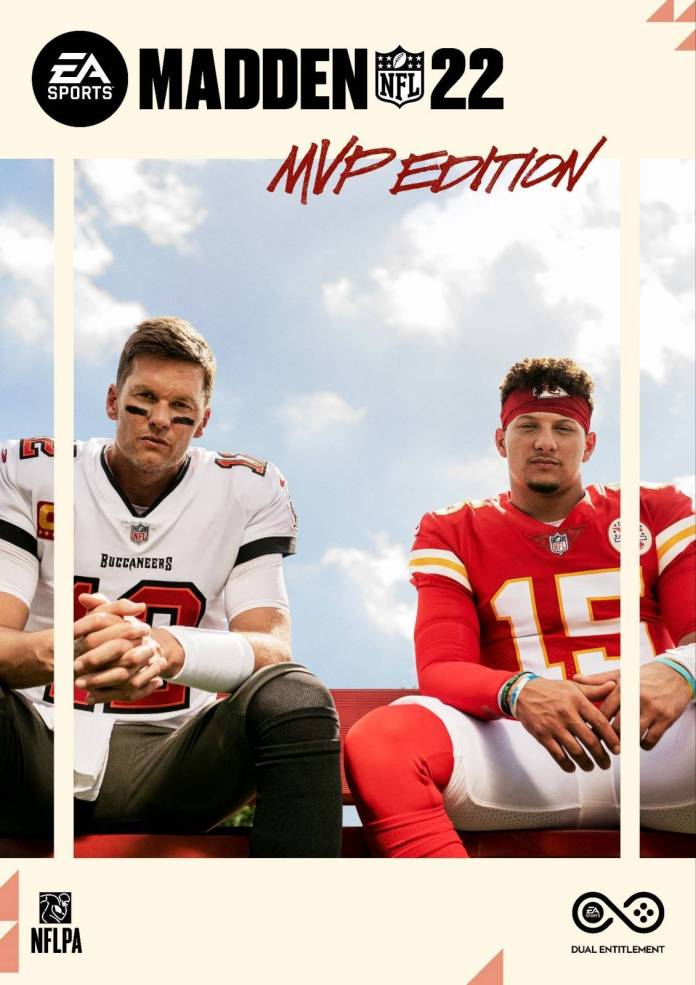 Portada Madden NFL 22