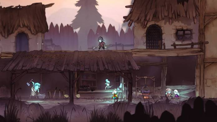 Greak: Memories of Azur saldrá este verano de 2021 8