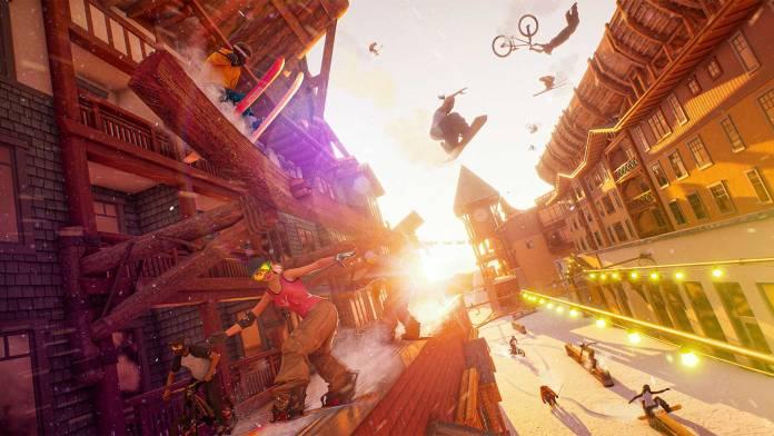Riders Republic: Ubisoft nos invita a explorar el mundo de los deportes al aire libre 1