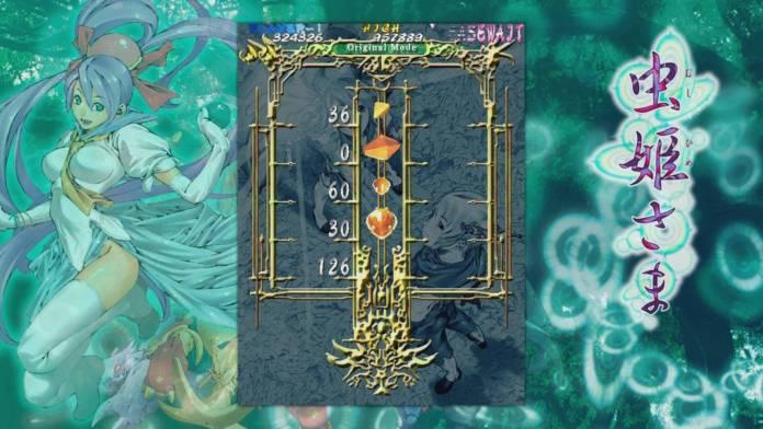 Reseña: Mushihimesama (Nintendo Switch) 2