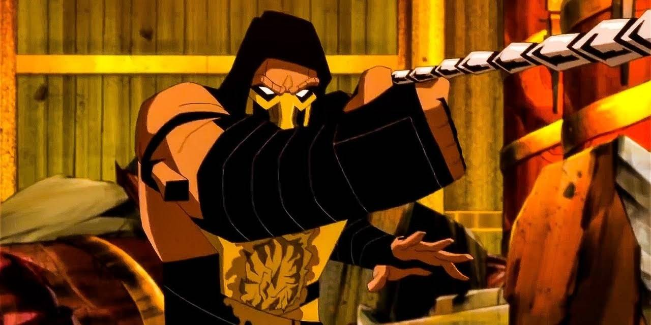 Mortal Kombat Legends: Battle Of The Realms Ya Cuenta Con Fecha De Estreno  Y Portada — No Somos Ñoños