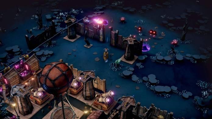 Dream Engine: Nomad Cities se estrenará como Acceso Anticipado 5