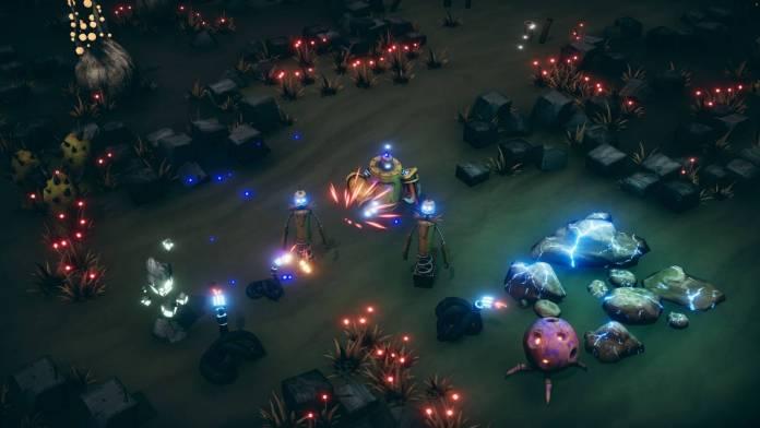 Dream Engine: Nomad Cities se estrenará como Acceso Anticipado 8