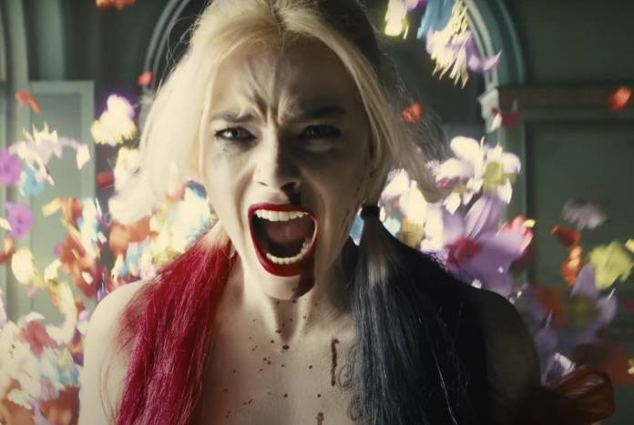 The Suicide Squad, Margot Robbie, Harley Quinn 3