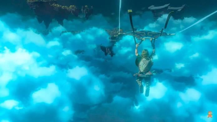 E3 2021: Se muestra un nuevo avance de The Legend of Zelda Breath of the Wild 2 6