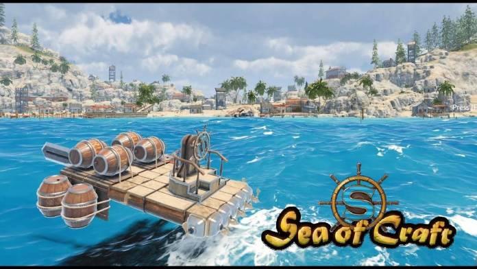 Sea of Craft llegará este verano a Steam